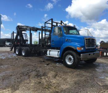 Log Truck-6NZ!