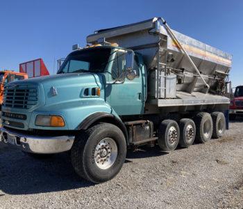 LT9513 Lime Truck