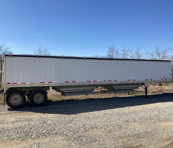 Super Hopper Grain Trailer